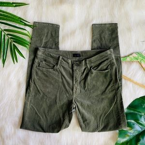 Mother Olive high rise cords